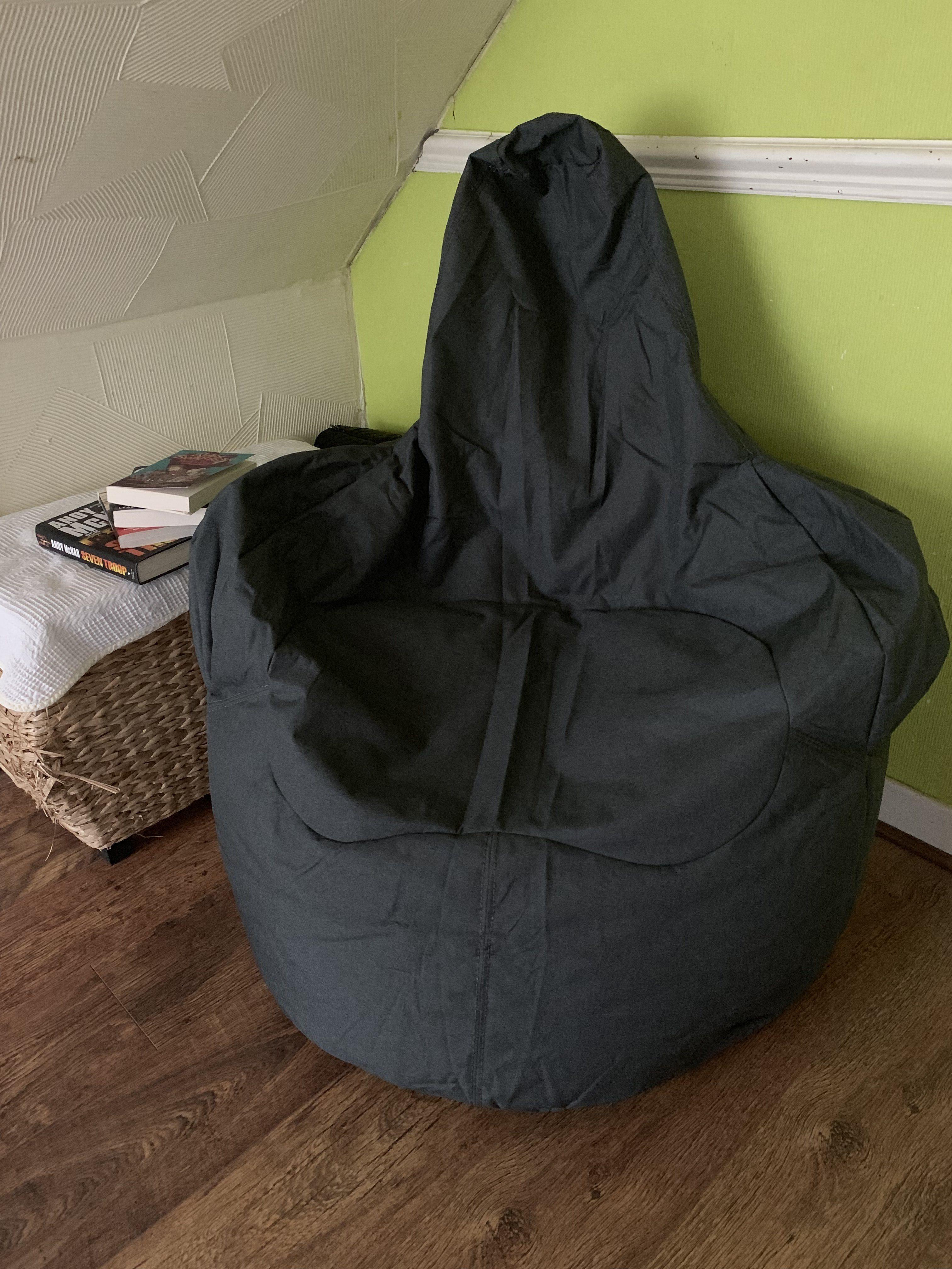 Ad Bean Bag Bazaar Icon Oria Bean Bag Armchair Review